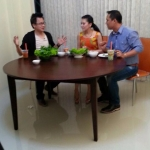 PROJECT : VIETNAMESE CUISINE (ROUND TABLE)