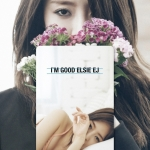 [Pre] Elsie (Eunjung) : 1st Mini Album - I'm good (Kinho Card Album) (50p Photo+M/V)
