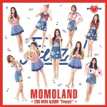 [Pre] MOMOLAND : 2nd Mini Album - Freeze +Poster