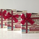 Gift Box: Big Red Bow