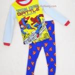 ชุดนอนเด็ก GCP_BABY ลาย ยอดมนุษย์ ไซส์ 2-6 ปี