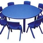 โต๊ะวงกลม SIZE:110X55 cm.