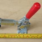 toggle clamp แบบกด ก้านตั้ง ตัวกลาง