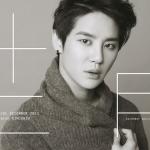 [Pre] XIA (Junsu) : Special Album - MUSICAL DECEMBER 2013 With KIMJUNSU +Poster