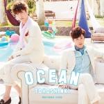 [Pre] TVXQ : Jap. 37th Single - OCEAN (CD+DVD Ver.)