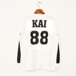 เสื้อ EXO SBS Inkigayo White / Kai