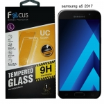 Focus โฟกัส ฟิล์มกระจก ฟิล์มกันรอยมือถือ Samsung Galaxy A5 2017 ซัมซุงกาแล็คซี่เอ5