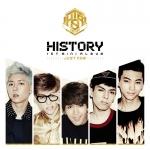 [Pre] History : 1st Mini Album - Just Now