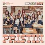 [Pre] PRISTIN : 2nd Mini Album - SCHXXL OUT (IN Ver.) +Poster