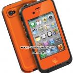 LifeProof Waterproof Case for Apple iPhone 4