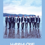 [Pre] Wanna One : 1st Mini Album - 1X1=1 (TO BE ONE) (Sky Ver.) +Poster