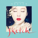 [Pre] Hyomin : 2nd Mini Album - SKETCH (Normal Edition)