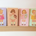 Notebook Cute Paper Dollmate แบบหนา
