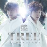 [Pre] TVXQ : Jap. Album - TREE (CD+DVD Ver. A)