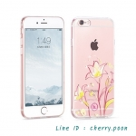 High-end HongKong HOCO Super star series TPU Case For iphone6plus/6S plus