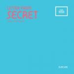 [Pre] Secret : 4th Mini Album - Letter from Secret +Poster