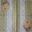 แนวภาพกามเทพ ในกรอบพร้อมลายแต่ง ภาพโทนสีครีมทอง เป็นภาพ 2 บล๊อค กระดาษแนพกิ้นสำหรับทำงาน เดคูพาจ Decoupage Paper Napkins ขนาด 33X33cm thumbnail 2