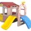 บ้านหรรษากระดานลื่น SIZE:190X260X142 cm. thumbnail 1