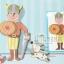 ของเล่นไม้ กล่องกระดาน 2 ด้าน ชุดแม่เหล็กเปลี่ยนชุด ของเล่นเสริมพัฒนาการเด็ก thumbnail 6
