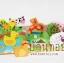 ของเล่นเสริมพัฒนาการ ร้อยเชือกลูกปัดไม้ฟาร์มสัตว์ 12 ชิ้น thumbnail 5
