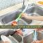 หัวก๊อกตัวช่วยกระจายน้ำ สำหรับทำความสะอาดต่างๆ สีขาว-เขียวอ่อน thumbnail 1