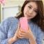 เคส Iphone5 เคสไอโฟน5 เคสแบบฝาหลังสีสัดสดใส สีแดง thumbnail 15