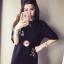 เดรสเสื้อยืดแฟชั่นเกาหลีสกีนลายน่ารัก JY0018 thumbnail 3