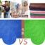 GK081 ผ้าไมโครไฟเบอร์สีน้ำเงิน ใช้เช็ดถูทำความสะอาด อเนกประสงค์ thumbnail 3