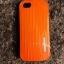 เคส Iphone5 เคสไอโฟน5 เคสแบบฝาหลังสีสัดสดใส สีแดง thumbnail 12