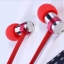 หูฟังพร้อมสมอล์ลทอล์ค ใชได้ทั้ง ios และ Android ปรับ ลดเสียงได้ คุณภาพชัดเจน รุ่น Small Talk RM-565i สีแดง - Remax thumbnail 1