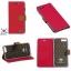 เคส IPhone 7 เคสไอโฟน7 เคสฝาพับแบบตั้งได้ วัสดุคุณภาพดีมาก สีชมพู thumbnail 1