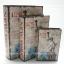 กล่องเก็บของทรงหนังสือแนววินเทจ ขนาดกลาง M ลาย Love My New York และเทพีเสรีภาพ thumbnail 4