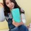 เคส Iphone5 เคสไอโฟน5 เคสแบบฝาหลังสีสัดสดใส สีแดง thumbnail 10