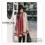 PR075 ผ้าพันคอแฟชั่น ผ้าขนสัตร์(เทียม) พิมพ์ลายสวย หนานุ่ม อย่างดี งานสวยคะ ขนาด กว้าง 65 ยาว 190 cm. thumbnail 4