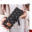 กระเป๋า VOGUE ใส่นามบัตร แบบยาว-สีดำ thumbnail 2