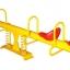 ไม้กระดกสปริง 4 ที่นั่ง SIZE:45X290X85 cm. thumbnail 1
