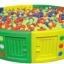 บ่อบอลวงกลม SIZE:275X275X58 cm. thumbnail 1