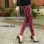 LG009 กางเกงเลคกิ้งขายาว สวยหรู มี 6 สีคะ thumbnail 1