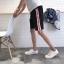 กางเกงขาสั้นแฟชั่นเกาหลี รุ่น KOMA SP0017 สีดำ thumbnail 5