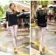 LG009 กางเกงเลคกิ้งขายาว สวยหรู มี 6 สีคะ thumbnail 24