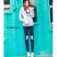 LG016 กางเกงเลคกิ้งขายาว ประดับด้วยลายน่ารัก มี 12 ลาย thumbnail 38
