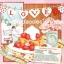 กระดาษอาร์ทพิมพ์ลาย สำหรับทำงาน เดคูพาจ Decoupage : Cooking Series - Strawberry French Toast thumbnail 1