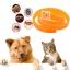 dooda ปลอกคอไล่เห็บ หมัด ไร และยุง สีส้ม สำหรับแมวและสุนัข thumbnail 4