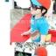 HOTPET เสื้อยืดคอกลมนำเข้า สีฟ้า ลาย Hot dog น่ารัก แนวๆสไตล์เกาหลีจร้า thumbnail 4