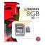 Micro SD 8GB Kingston (SDC4, Class 4) thumbnail 1