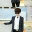 เสื้อสูทแฟชั่นเกาหลี รุ่นลายสก๊อต thumbnail 4