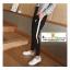 กางเกงฮาเร็มขายาวสีดำแถบข้างขาว thumbnail 2