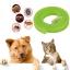dooda ปลอกคอไล่เห็บ หมัด ไร และยุง สีส้ม สำหรับแมวและสุนัข thumbnail 2