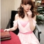 Party Dress in Pink thumbnail 1