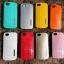 เคส Iphone5 เคสไอโฟน5 เคสแบบฝาหลังสีสัดสดใส สีแดง thumbnail 2